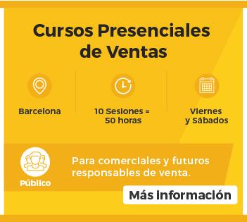 Cursos en Ventas